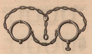 Collier et Chaînes d'esclavage.