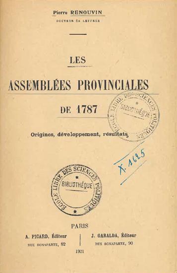 7c1523a4e3c Couverture de l ouvrage de Pierre Renouvin
