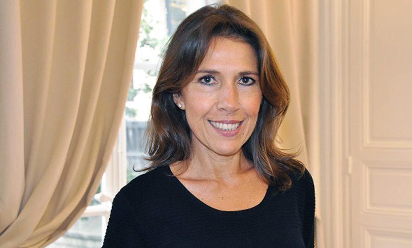 Nathalie Jacquet, directrice de la stratégie et du développement. Crédits : Thomas Arrivé / Sciences Po