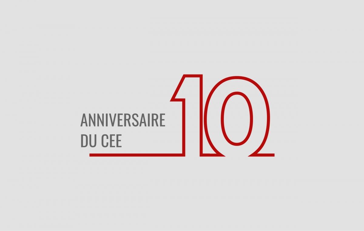 Journée anniversaire du CEE