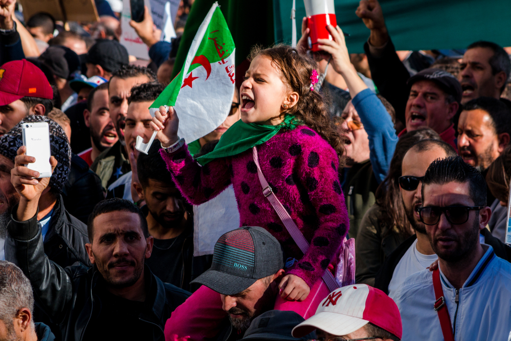 Algeria Protests November 2019