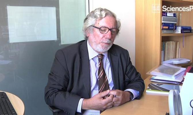 Jean-Bernard Auby, Professeur de droit public à Sciences Po