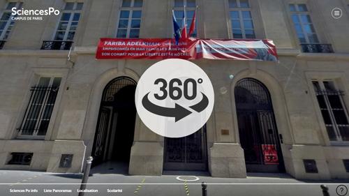 Visit the Paris campus