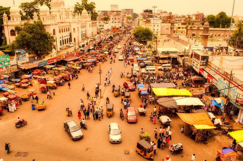 Hyderabad, Inde.