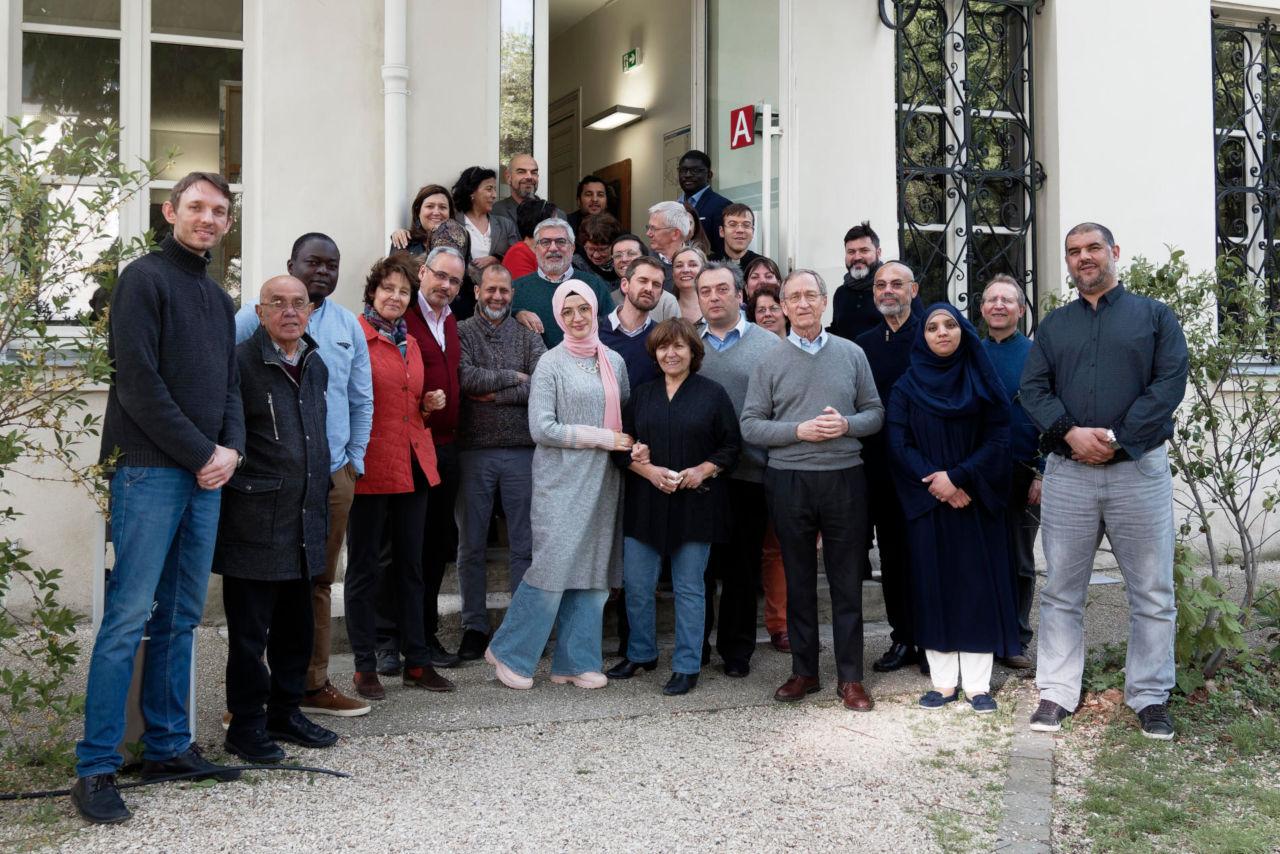 Participants du programme EMouna