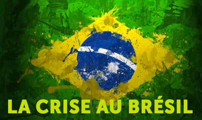 Dossier : la crise au brésil