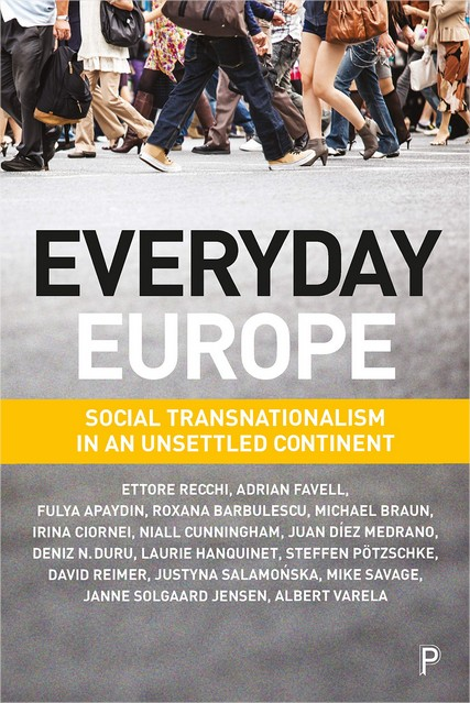 Everyday Europe (cover book)