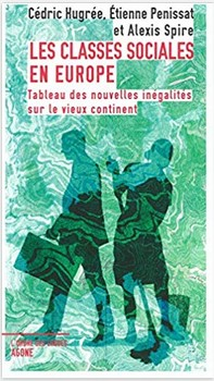 Les classes sociales en Europe (couverture)