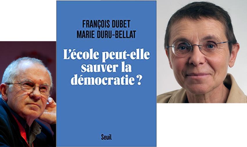 Crédits : Matthieu Riegler (CC BY), Ed. du Seuil et Cécile Duflo.