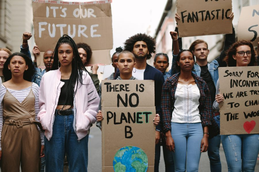 There is no Planet B. It's our Future
