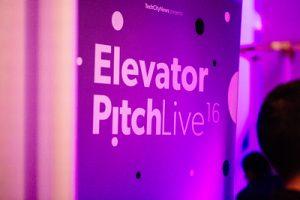 Elevator Pitch LIVE 2016, by Tech City News. via Flickr CC BY 2.0