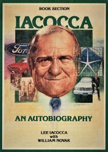 Lee Iacocca, Reader's Digest, July 1985. by Alden Jewell CC BY 2.0, Flickr