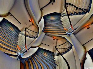 Les escaliers selon Escher. Crédits : mamasuco, Flckr - CC BY-NC-SA 2.0