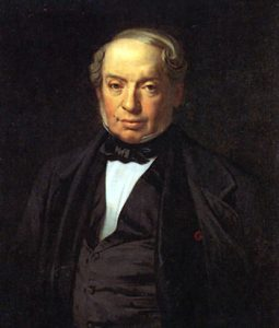 James de Rothschild (1792-1868). [Public domain]
