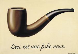 Ceci est une fake news. par Hrag Vartanian CC BY-ND 2.0