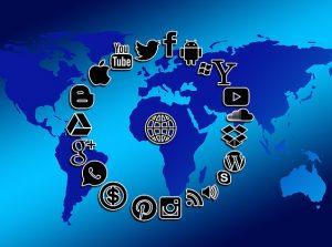 médias sociaux,, par Gerd Altmann. Pixabay License