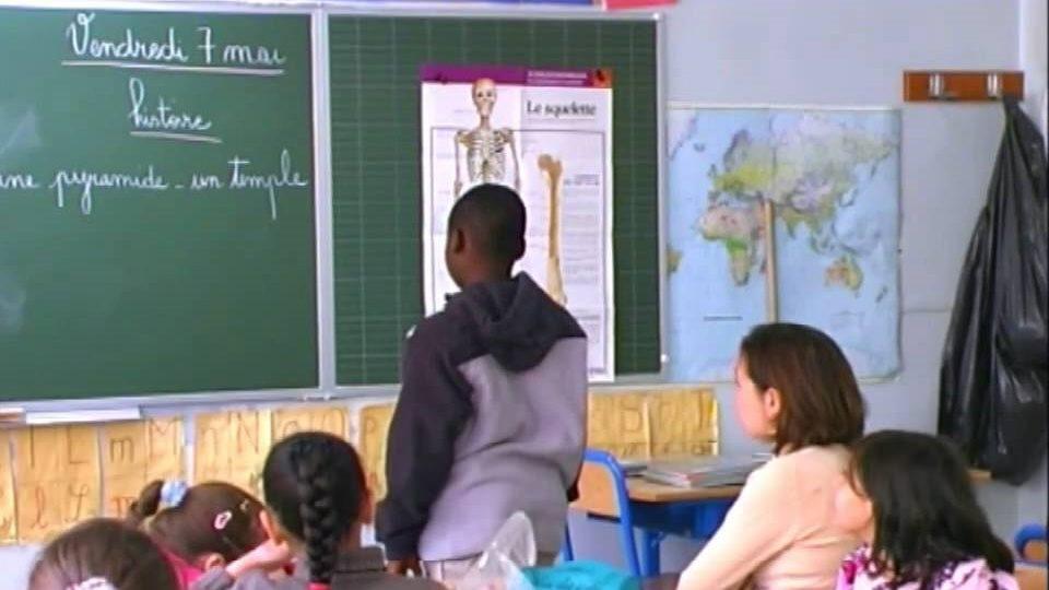 Une Journée d'Ecole - Documentaire