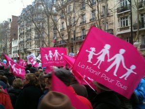 Manif pour tous du 13 juin 2013 à Paris