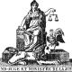 Frontispice des documents émanant du ministère de la Justice au XIXe siècle. Crédits : ministère de la Justice