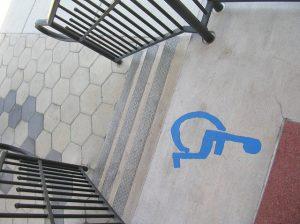 Handicap Stairs?, Josh Hallett, Flickr - CC BY 2.0