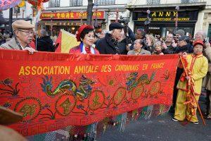 Nouvel an chinois 2015 Paris 13. CC 4.0 by Myrabella