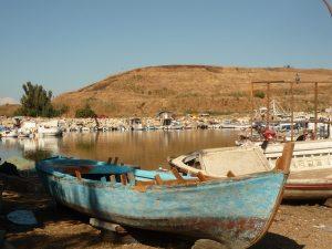La décharge de Borj Hammoud vue du port de pêche avant les récents travaux de démantèlement - Photo Eric Verdeil - CC-ND-NC]