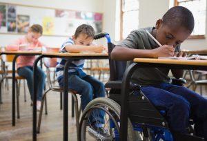 Handicap. Droits réservés : Shutterstock