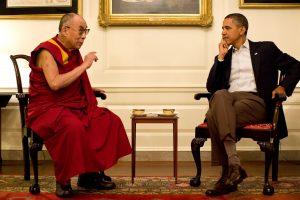 Barack Obama, Dalaï-Lama, 2011, Photo Officielle. CC0 Creative Commons
