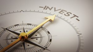 High Resolution Invest Concept by xtock via Shutterstock