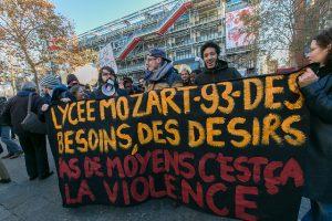 Manif Touche pas à ma ZEP Crédits : Force Ouvrière CC BY-NC 2.0 via Flickr