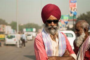 New Delhi by M M CC BY-SA 2.0 Flickr