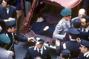 Découverte du corps d'Aldo Moro, Wikipedia Commons