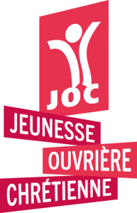 Logo Jeunesse Ouvrière Chrétienne By Joc2France (Own work) [CC0], via Wikimedia Commons