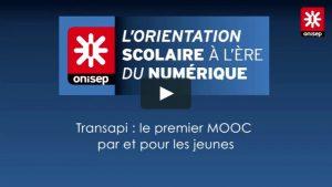 ONISEP / TransiMOOC le premier MOOC par et pour les jeunes