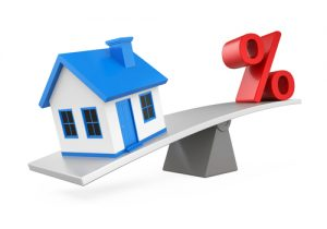 Seesaw, House and Percent Symbol Crédits : Nerthuz, Shutterstock