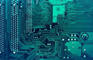 Circuit board. Crédits : Elena11. Shutterstock
