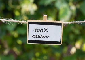100% Bio by Marco Verch CC BY 2.0, via Flickr