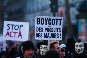 Boycott by Pierre (Rennes) CC BY 2.0, Flickr