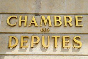Chambre des députés. Crédits : Hadrian, Shutterstock