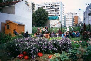 Jardin partagé Crimée-Thionville. Crédits photo : Jean-Alain Le Borgne. CC BY-NC-ND 2.0