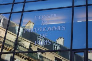 Conseil de prud'hommes de Paris. Crédits image : ActuaLitté. CC BY-SA 2.0