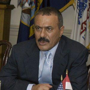 Ali Abdullah Saleh 2004 via ar.wikipedia.org
