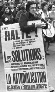 Source : Ringarde, la nationalisation ?, site web de la CGT Mettalurgie. Crédits inconnus