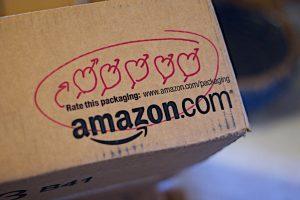 Amazon packaging. @CC Public Domain