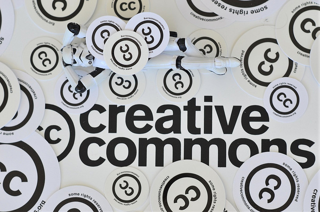Creative Beauty at Creative Commons. Credits : CC BY-NC-ND 2.0