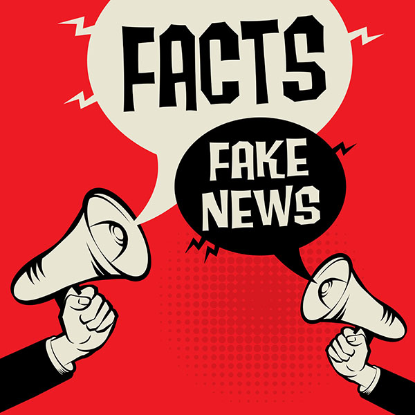 Image result for facts vs fake news