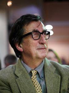 Bruno Latour, déc. 2010. Crédits : © Manuel Braun / Sciences Po