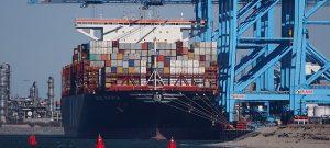 Port of Rotterdam. Crédits image : Alf van Beem