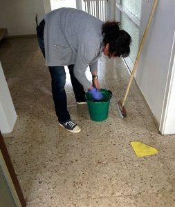 Femmes de ménage. Pixabay License