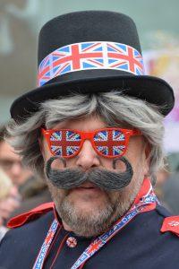 Brexit supporter. CC0 Public Domain